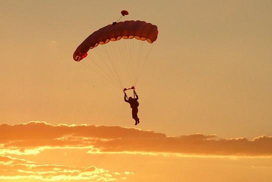skydiving in Nuevo Vallarta