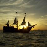 Pirate Show in Cancun