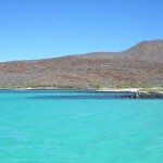 Coronado Island at the Islands of Loreto, Mexico