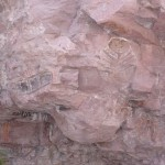Prehistoric Cave Paintings Near the Islands of Loreto