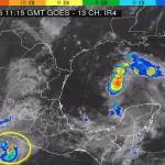 Tropical Storm Carlos Impacts Mexican Coast