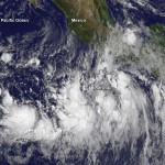 Hurricanes, Cyclones and Typhoons in Mexico