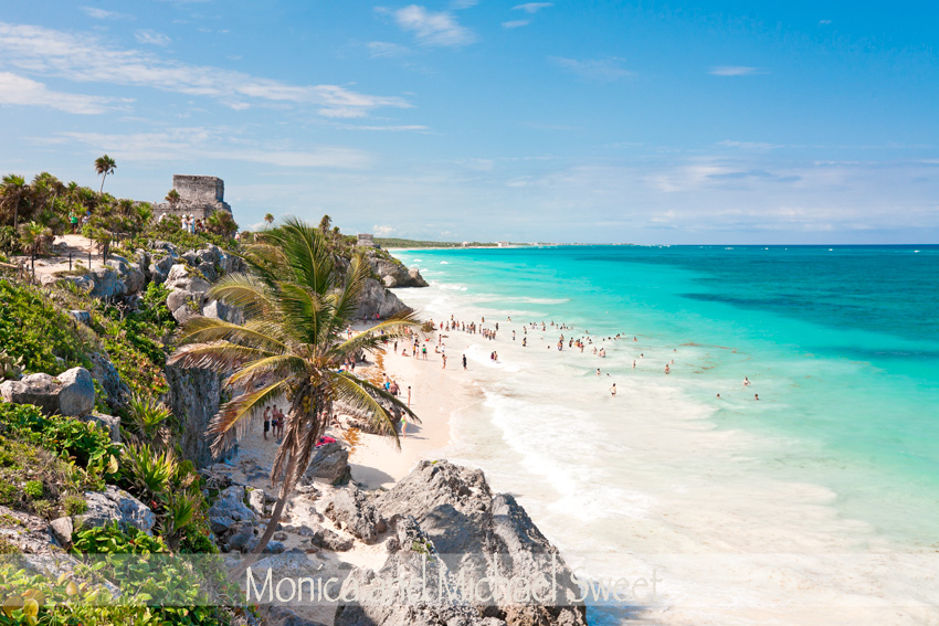 Cancun Attractions - Tulum - My Vacation to MexicoMy Vacation to Mexico