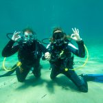 Get Diving Certification on your Honeymoon in Mexico