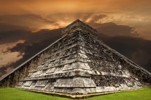 Mayan Ancient Cancun